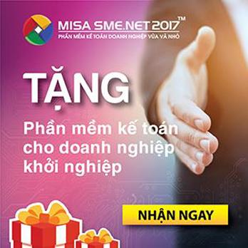 Phần mềm kế toán tốt nhất MISA