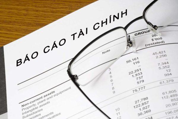 Báo cáo kế toán của doanh nghiệp