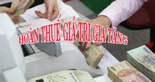 điều kiện và thủ tục hoàn thuế GTGT mới nhất