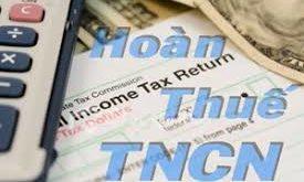 hoàn thuế thu nhập cá nhân