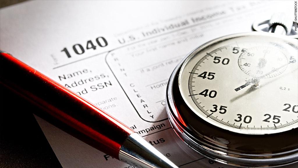 mức phạt nộp chậm thuế