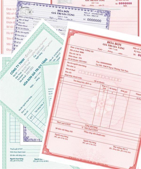 quy định về việc sử dụng hóa đơn