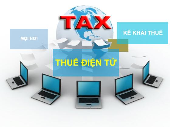 Quy trình hoàn thuế điện tử