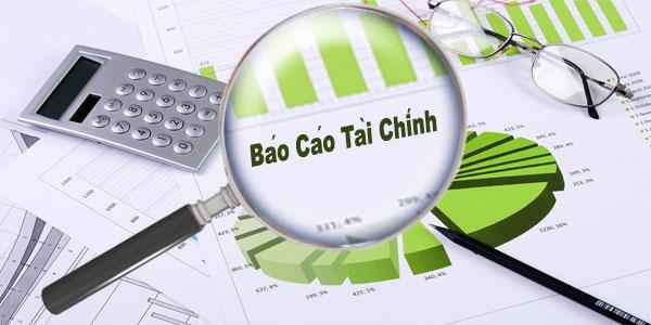 kiểm tra sổ sách trước khi lên báo cáo tài chính