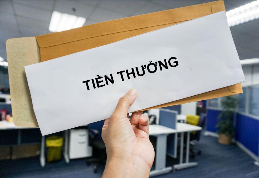 Những khoản tiền thưởng không phải chịu thuế TNCN